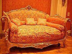 Sådan får du franske Provincial møbler