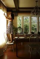 Retninger for syning vindue behandlinger