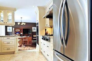 Bruger køleskabe Standard strømstik?