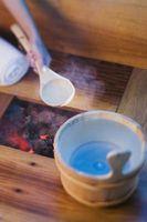 DIY Sauna vand kedler