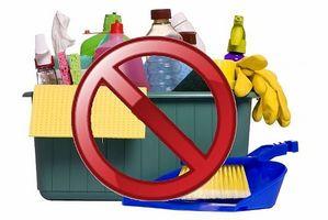Hvordan du holder dit badeværelse badekar og fliser ren