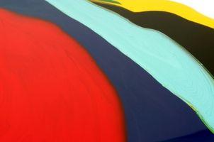 Hvordan man kan male sort lak