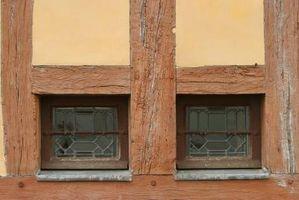 Hvad slags vindue klimaanlægget kan være installeret i et gammelt hus med små vinduer?