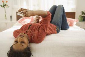 Sådan Decorate teenagere soveværelser med ingen mærker