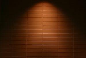 Sådan måler for forsænket belysning
