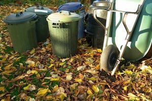 Hvordan du kompost uden lugt