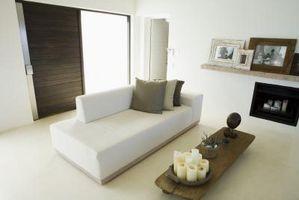 Hvordan man opbygger en Sofa Box Frame