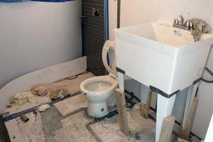 Ideer til at renovere et badeværelse