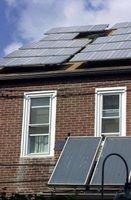 Hvordan til at drive et hjem med solpaneler