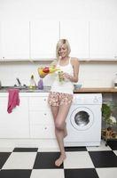 Jeg bruger ikke højeffektiv vaskemidler i en højeffektiv vaskemaskine