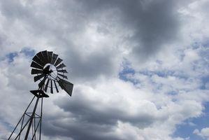 Hvordan man opbygger en vindmølle med en GM generator