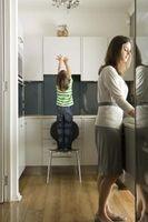 Hvordan til at renvaske poppel kabinetter