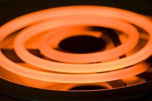 Sådan foretages fejlfinding af en GE elektriske rækkevidde brænder, der ikke glød