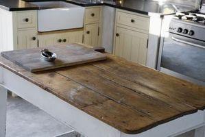 Sådan alder køkkenskabe
