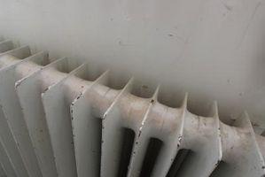 Hvordan at skjule grimme gasvarmere