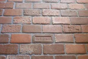 Hvordan til at hænge et TV fra mursten