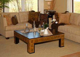 DIY sofa Reupholstery