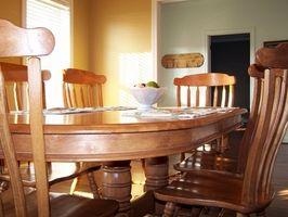 Dining Room farve ideer
