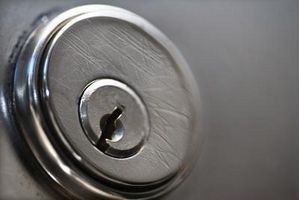 Dobbeltsidet Deadbolt låse vil ikke åbne fra inde i
