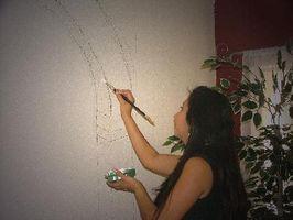 Vægmalerier for børn