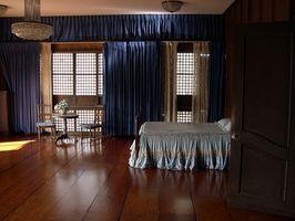 Hvordan designer et soveværelse Suite?
