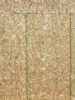 Krydsfiner former for keramiske fliser underlag
