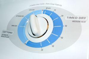 Hvordan man Wire en tre-ben tørretumbler Plug