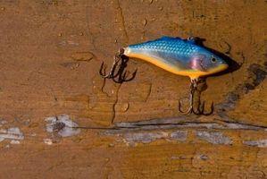 Hvordan man kan dekorere et badeværelse i et fiskeri tema