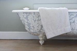 Hvor meget at renovere et bad?