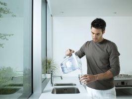 Hvilken Type af filteret fjerner tungmetaller fra drikkevand?