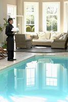 Hvordan til at beregne mængden af vand i en Swimming Pool