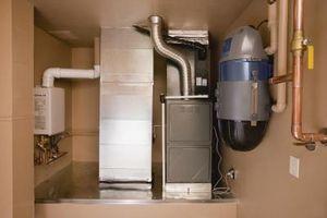 Hvordan man beregner EFF for en Gas ovn