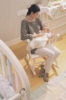 Maleri babymøbler