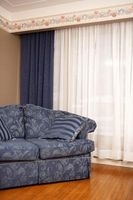 Er foret gardiner det samme som termik?