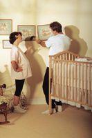 Sådan konverteres en soveværelse i en børnehave
