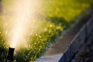 Anvendelser af PVC til sprinkleranlæg