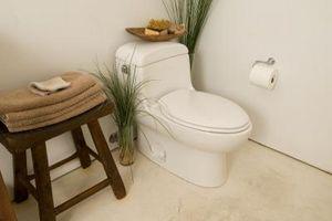 Hvordan man laver ud af hullet til Toilet ombord Backer