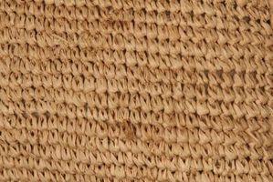 Sådan Decorate med en havgræs tæppe