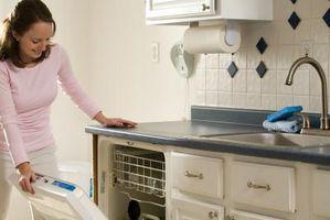 Hvad er forbindelsen mellem en opvaskemaskine og en vask?