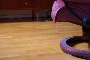 Hvordan laver gulvet Quilts