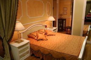 Ideer til en lille soveværelse