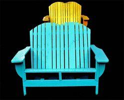 Hvordan man laver en polstret sæde for en bænk