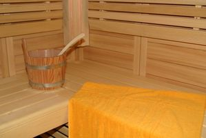 Basswood vs cedertræ til Sauna