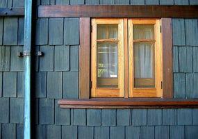 Typer af lodrette hus sidespor