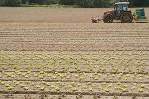 John Deere 4400 traktor specifikationer