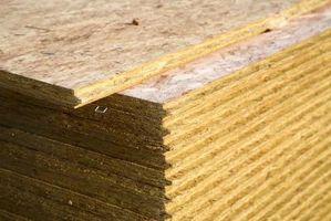 Hvad er forskellen mellem spånplade & Fiberboard?