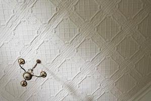 Hvordan til at dekorere dine møbler med Tin loft flise Look