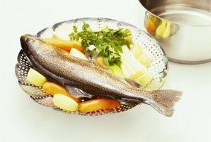 Sådan fjerner Calcium oprustning fra en mad Steamer